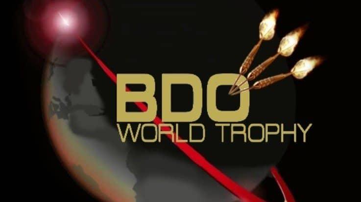 The British Darts Organisation World Trophy comes to Blackburn