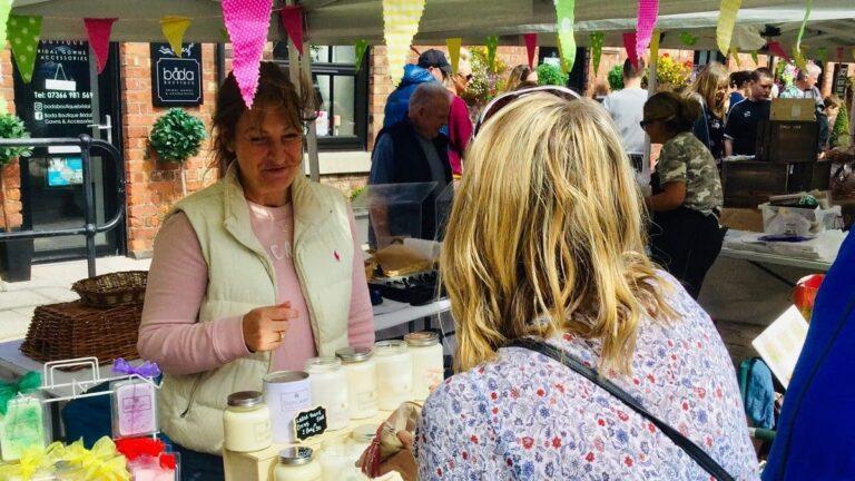 Something New – Artisan Markets coming to Blackburn