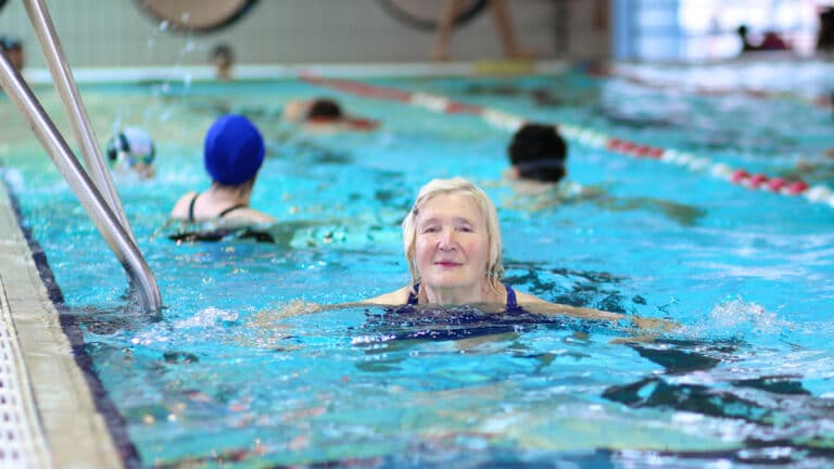 New Dementia Friendly Swimming Sessions