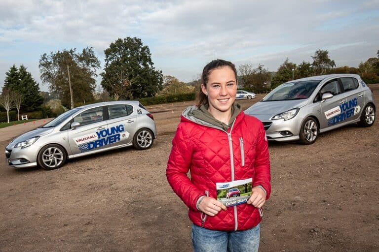 On the road to safer driving – driving lessons for 10-17 year olds to launch in Blackburn