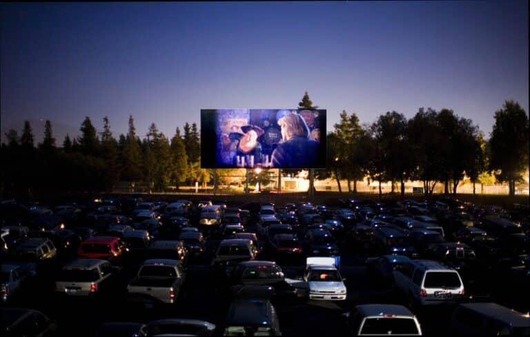 Drive-In Movies return to Witton Park this weekend!