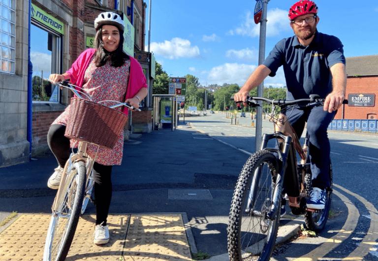 Win a £200 New Bike Voucher with Council Survey